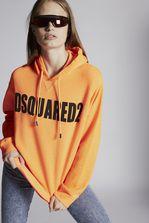 DSQUARED2 Dsquared2 Hooded Sweatshirt Толстовка Для Женщин