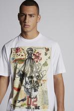 DSQUARED2 Botanic Eden T-Shirt Short sleeve t-shirt Man
