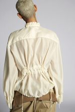 DSQUARED2 Voile Eileen Long Sleeves Top Top Woman