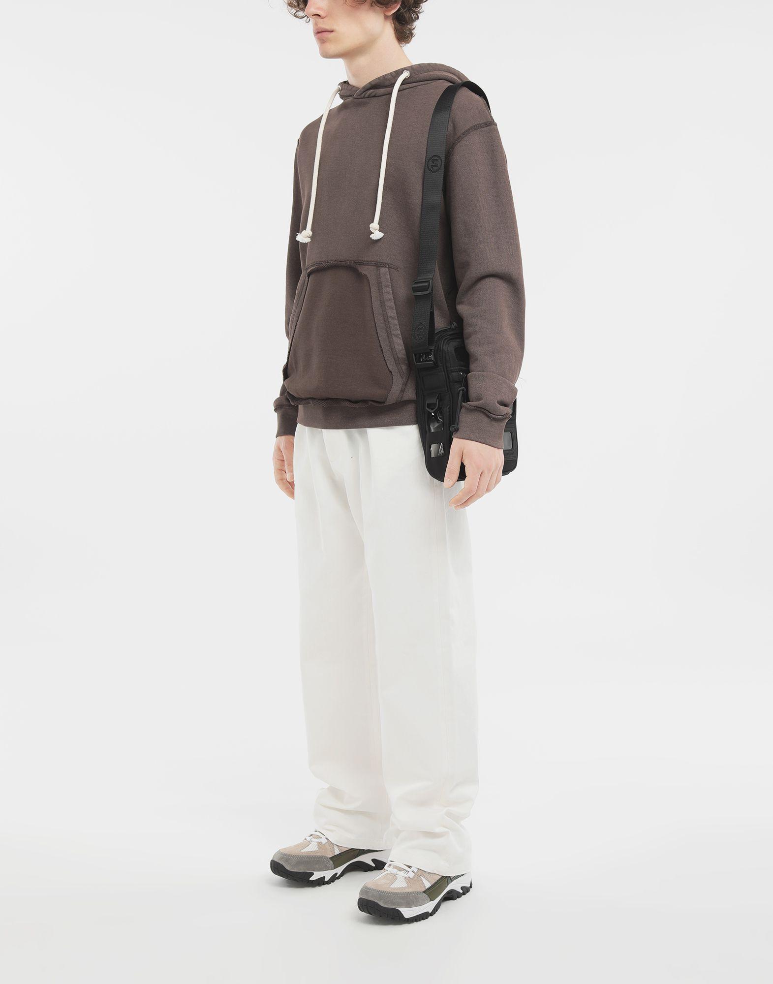 MAISON MARGIELA Reversed seam cotton sweatshirt Sweatshirt Man d