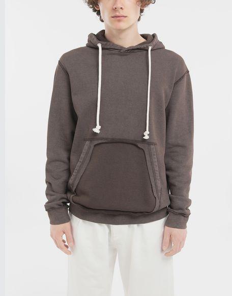 MAISON MARGIELA Reversed seam cotton sweatshirt Sweatshirt Man r