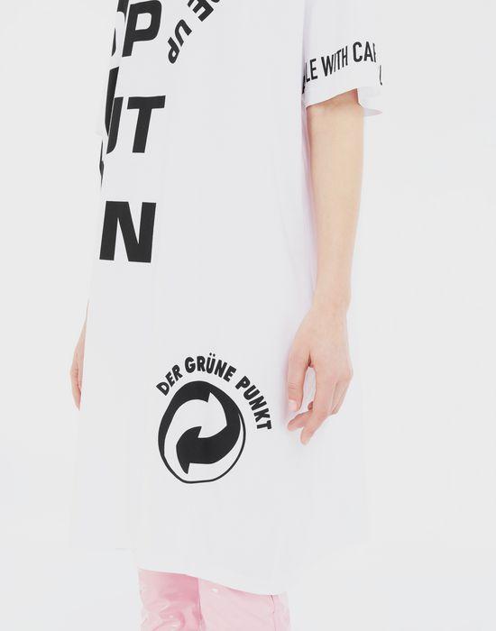 MAISON MARGIELA Carton-print T-Shirt Short sleeve t-shirt [*** pickupInStoreShipping_info ***] b