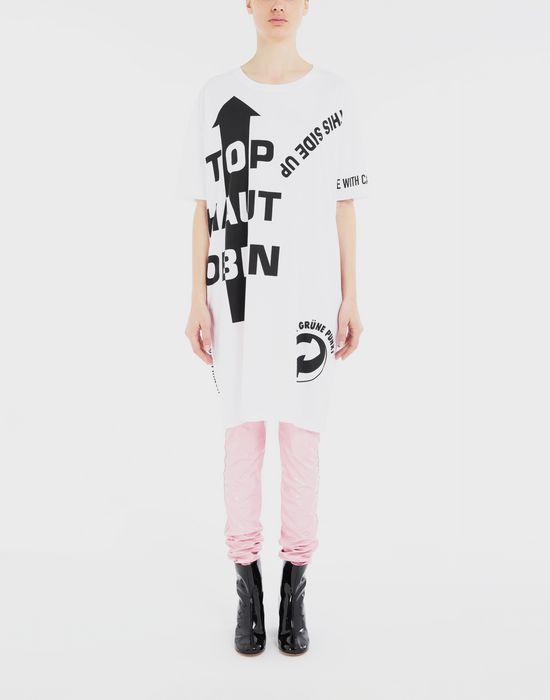 MAISON MARGIELA Carton-print T-Shirt Short sleeve t-shirt [*** pickupInStoreShipping_info ***] r