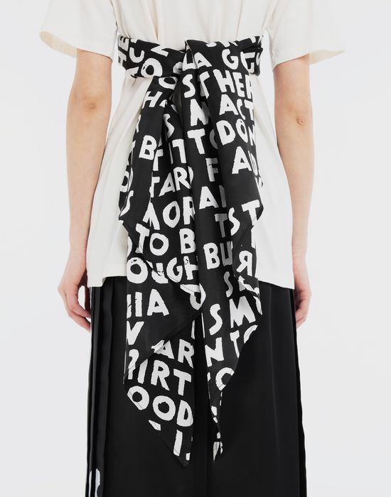 MM6 MAISON MARGIELA Short sleeve t-shirt [*** pickupInStoreShipping_info ***] b