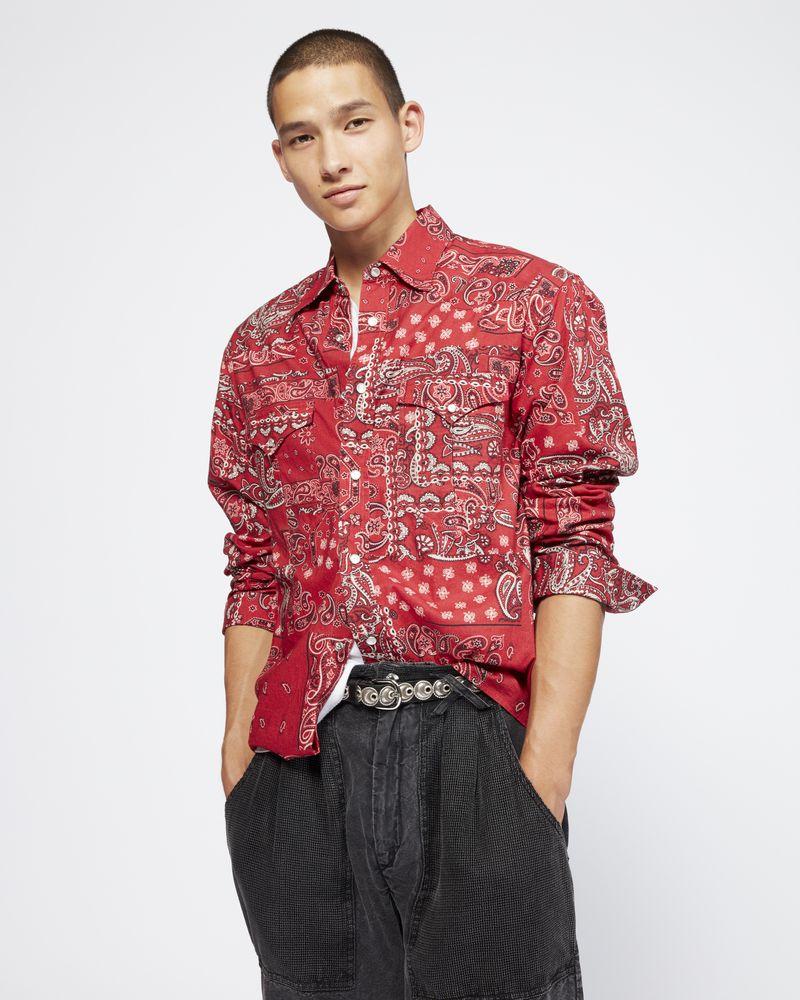 PITT shirt ISABEL MARANT