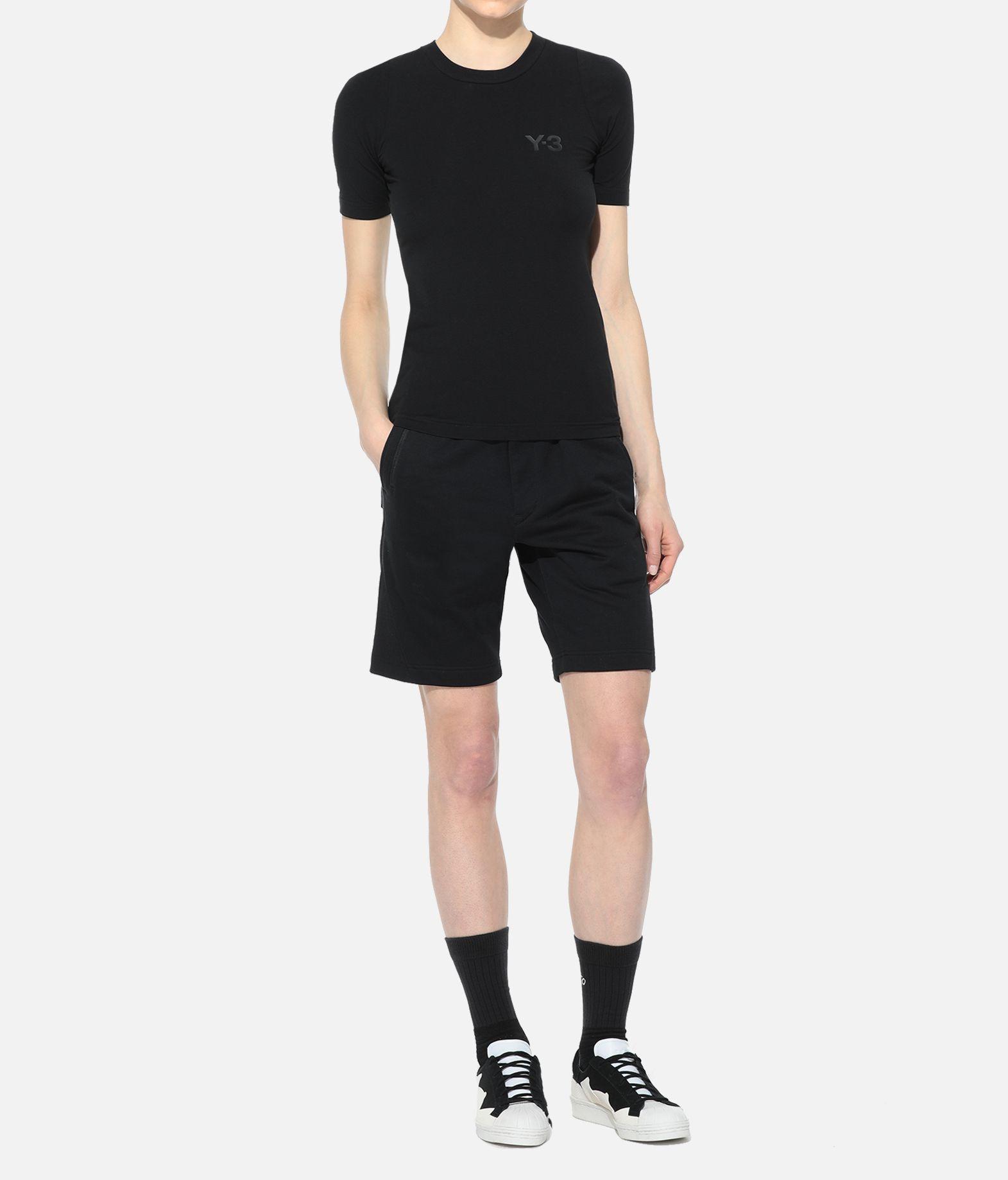 Y-3 Y-3 YOHJI TEE Kurzärmliges T-shirt Damen a