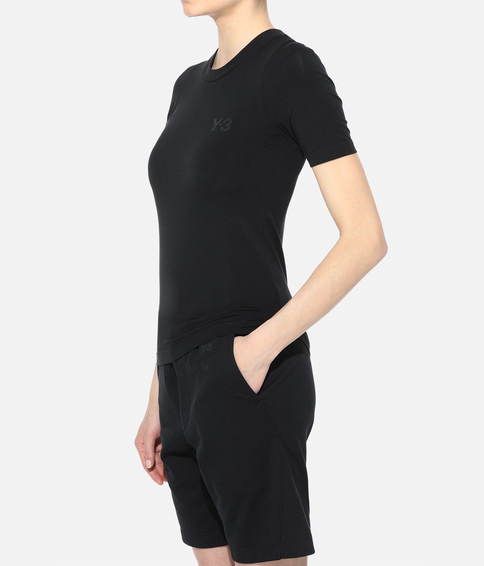 Y-3 Y-3 YOHJI TEE Kurzärmliges T-shirt Damen e