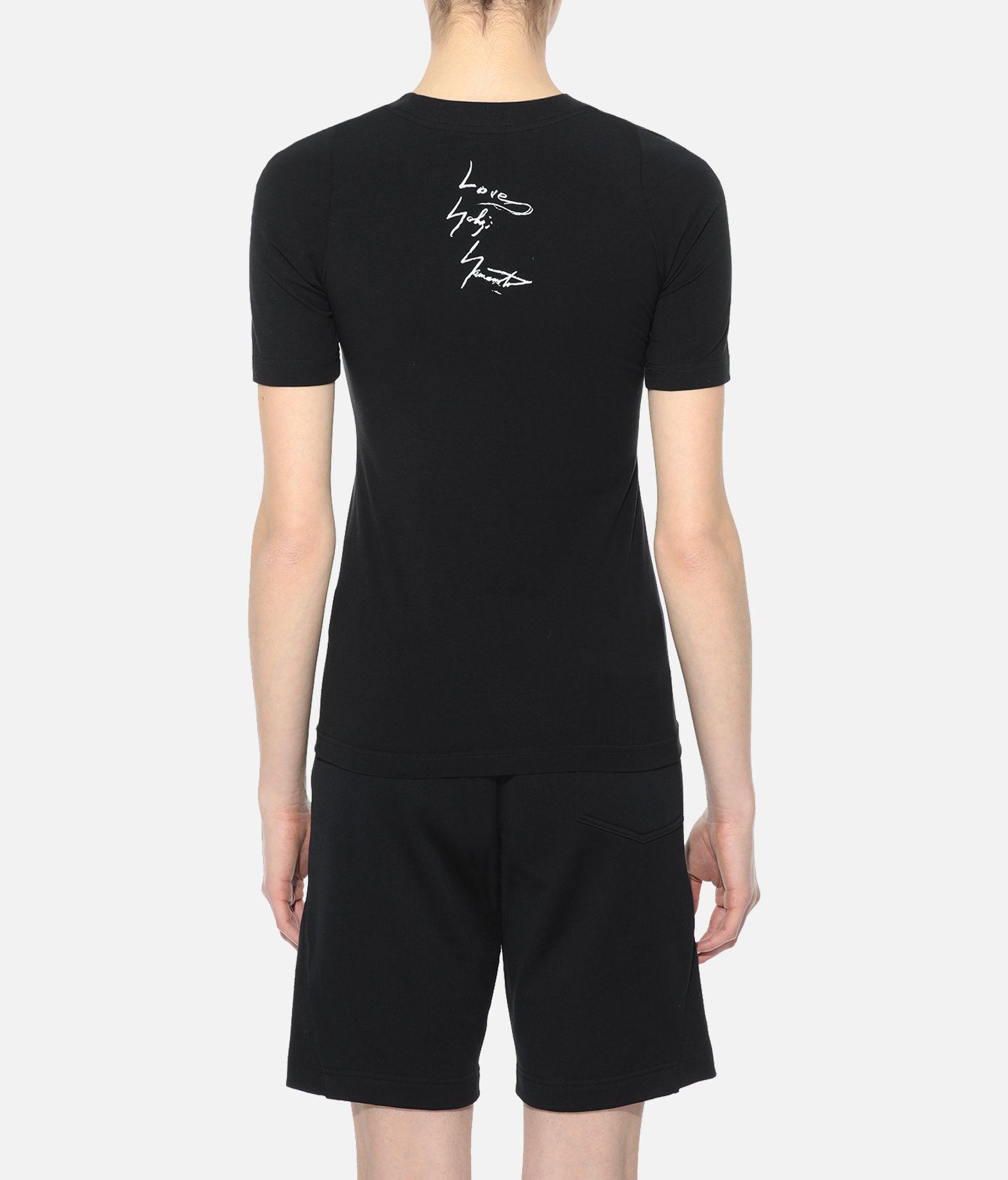 Y-3 Y-3 YOHJI TEE Kurzärmliges T-shirt Damen r
