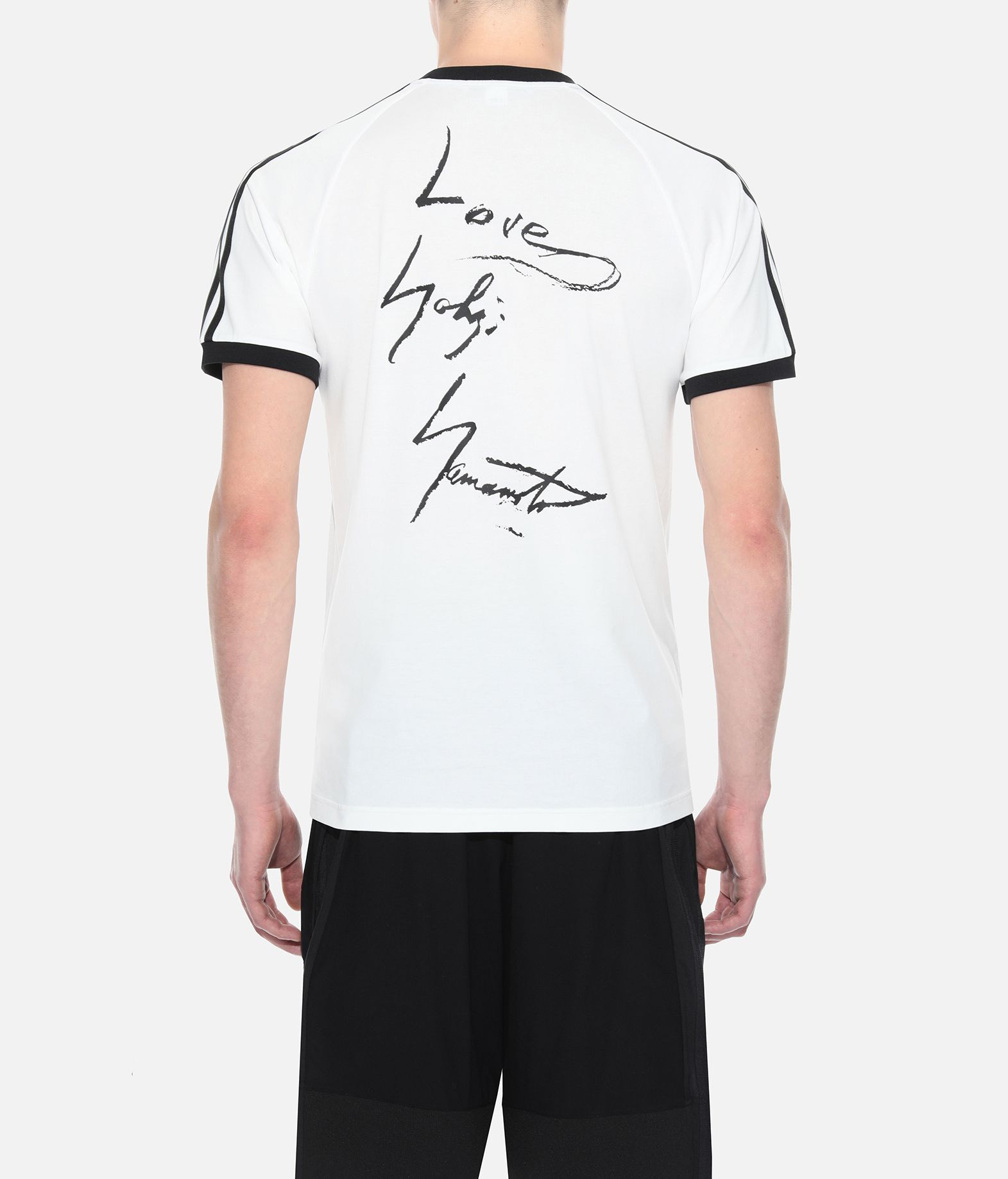 Y-3 Y-3 GRAPHIC TEE Short sleeve t-shirt Man d