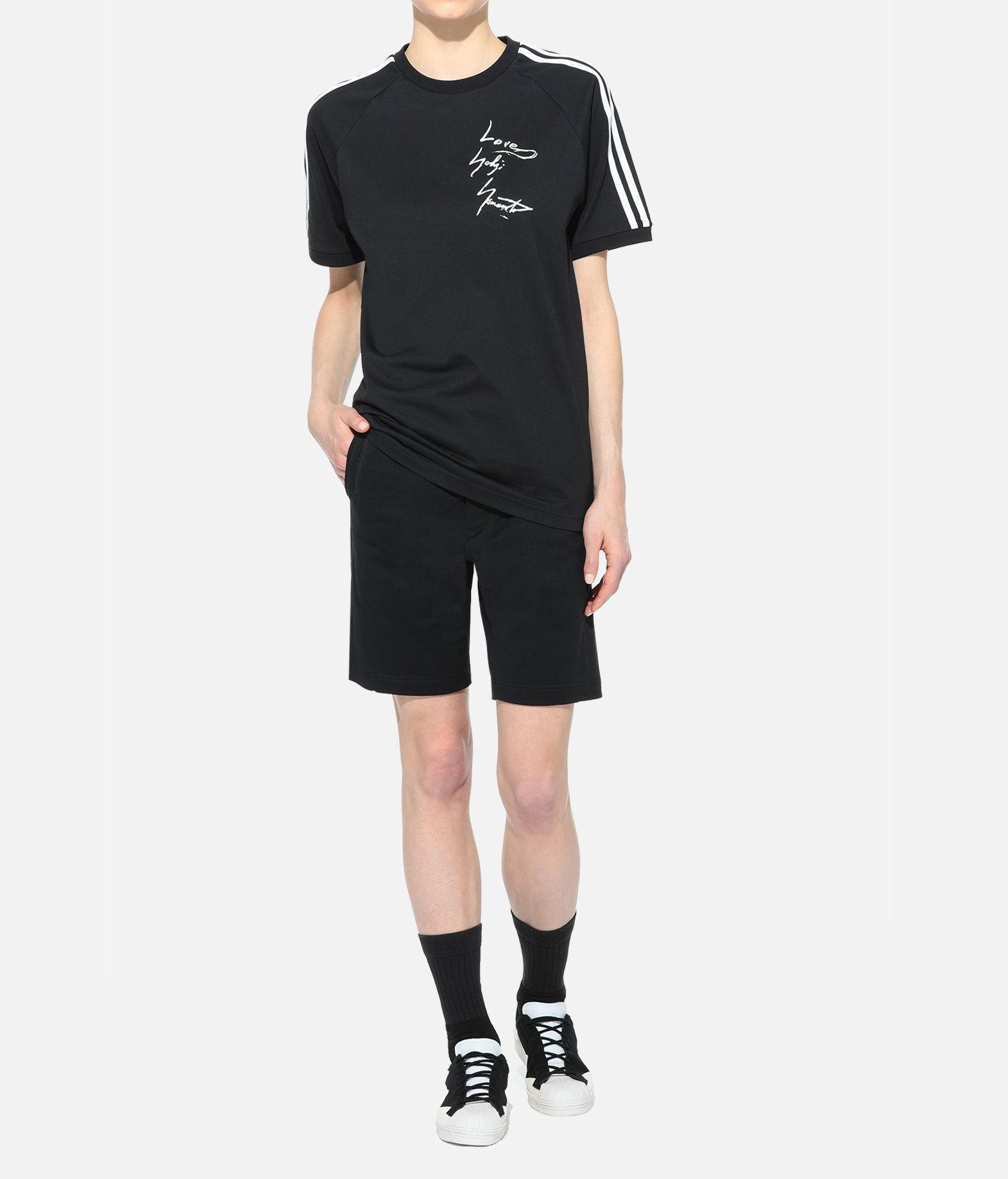 Y-3 Y-3 YOHJI TEE Short sleeve t-shirt Woman a