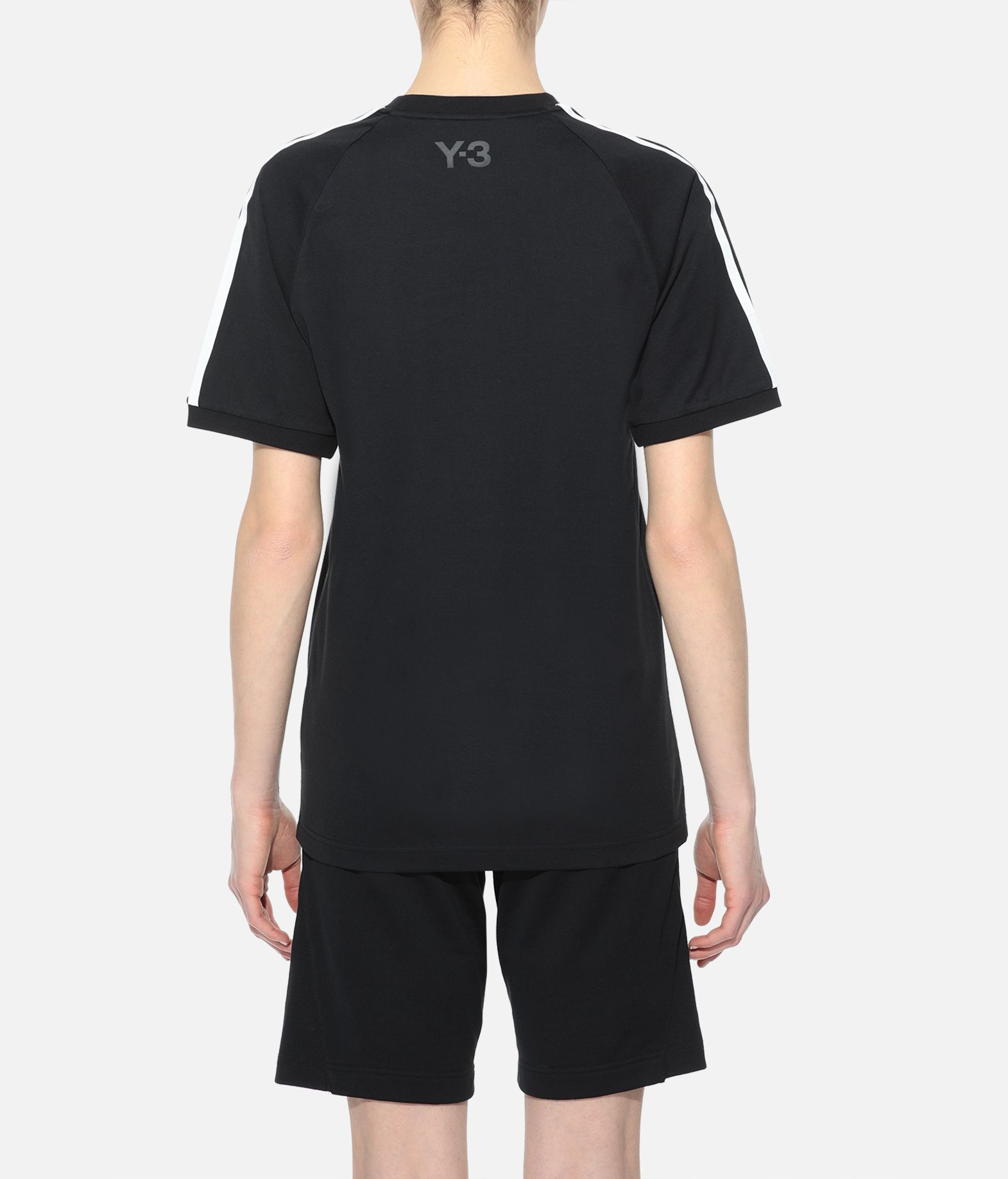 Y-3 Y-3 YOHJI TEE Short sleeve t-shirt Woman d