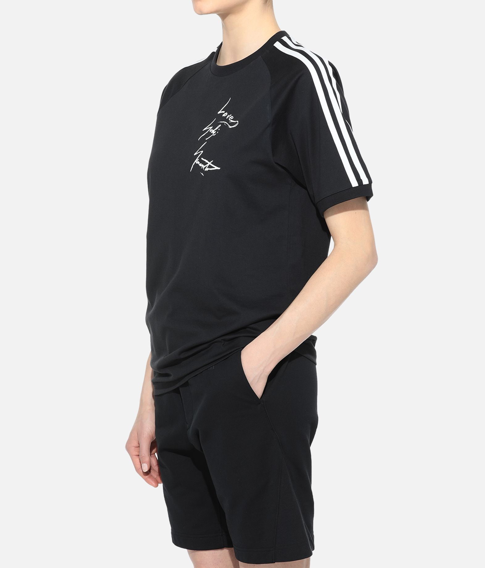 Y-3 Y-3 YOHJI TEE Short sleeve t-shirt Woman e