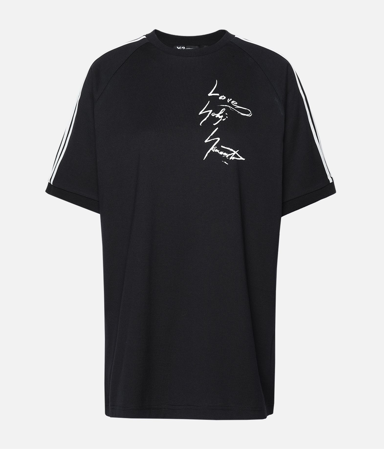 Y-3 Y-3 YOHJI TEE Short sleeve t-shirt Woman f
