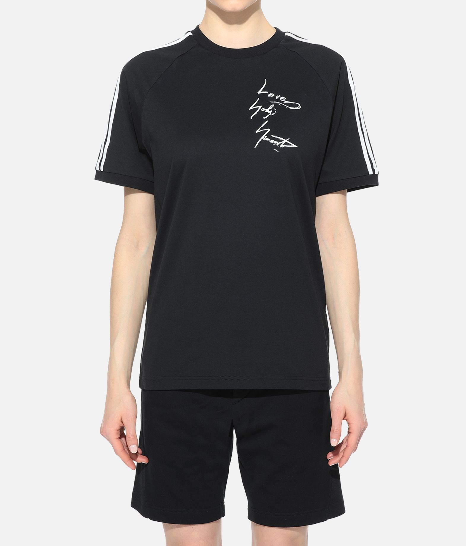 Y-3 Y-3 YOHJI TEE Short sleeve t-shirt Woman r