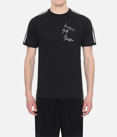 Y-3 Short sleeve t-shirt Man Y-3 YOHJI TEE r