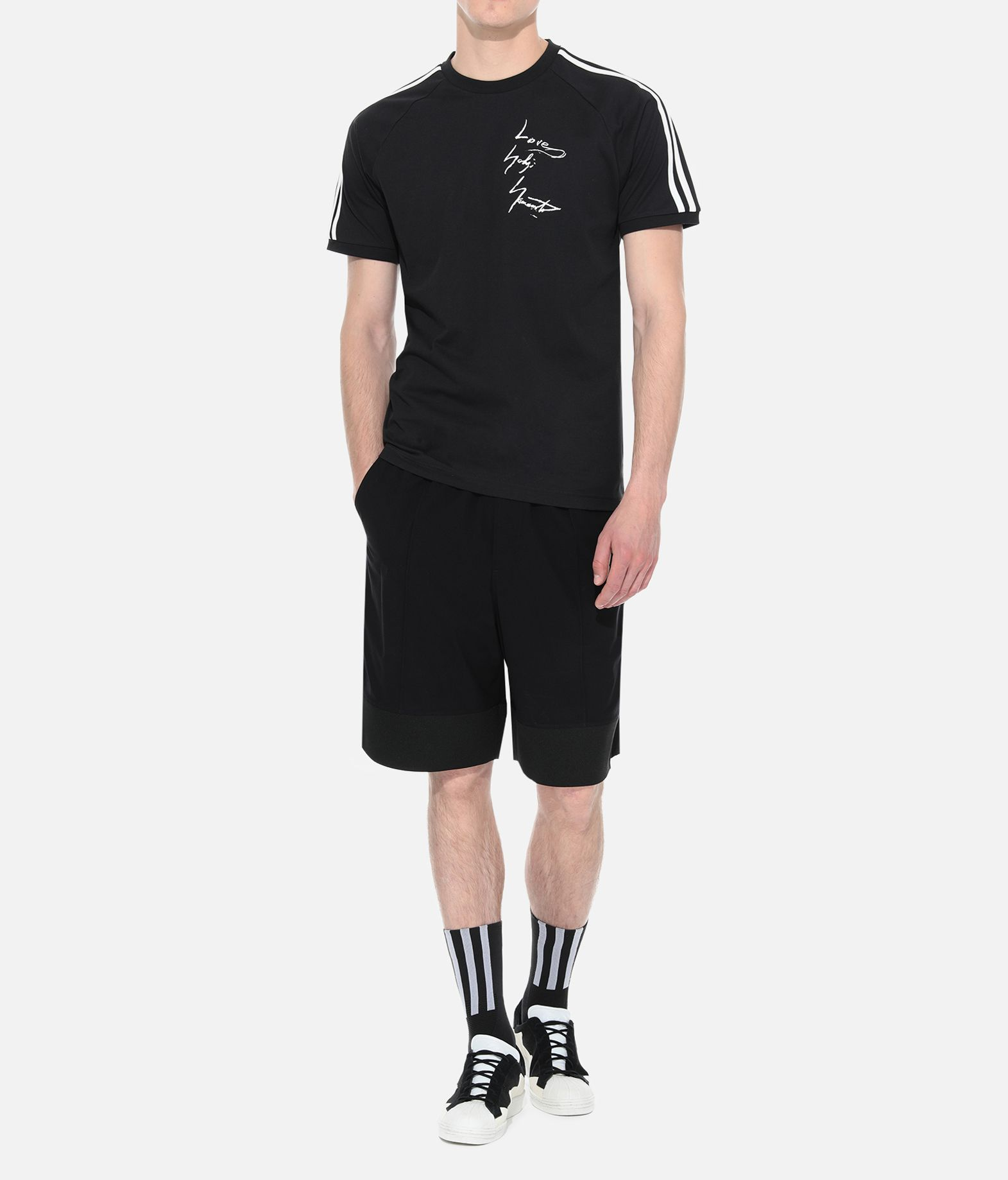 Y-3 Y-3 YOHJI TEE Short sleeve t-shirt Man a