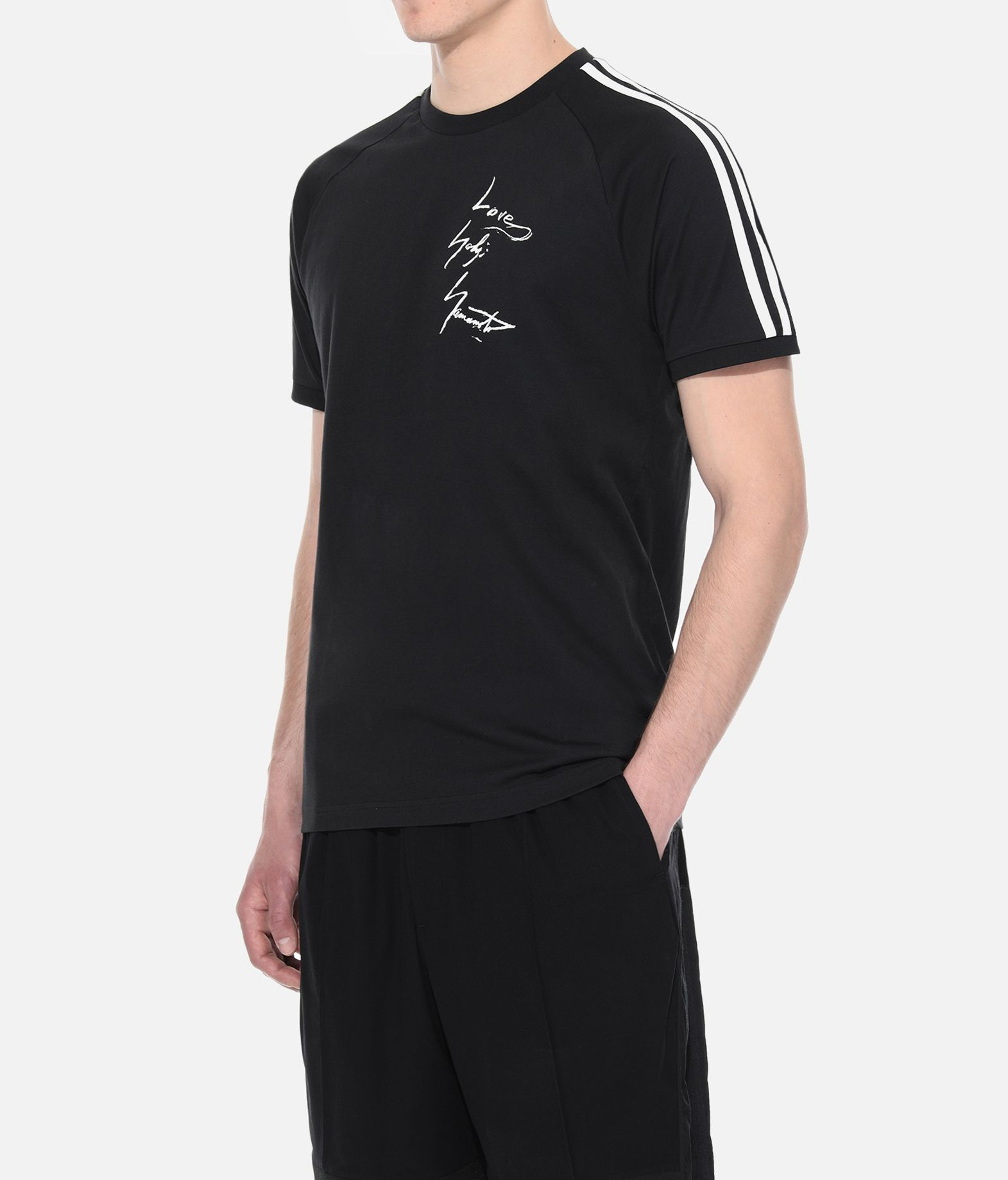 Y-3 Y-3 YOHJI TEE Short sleeve t-shirt Man e