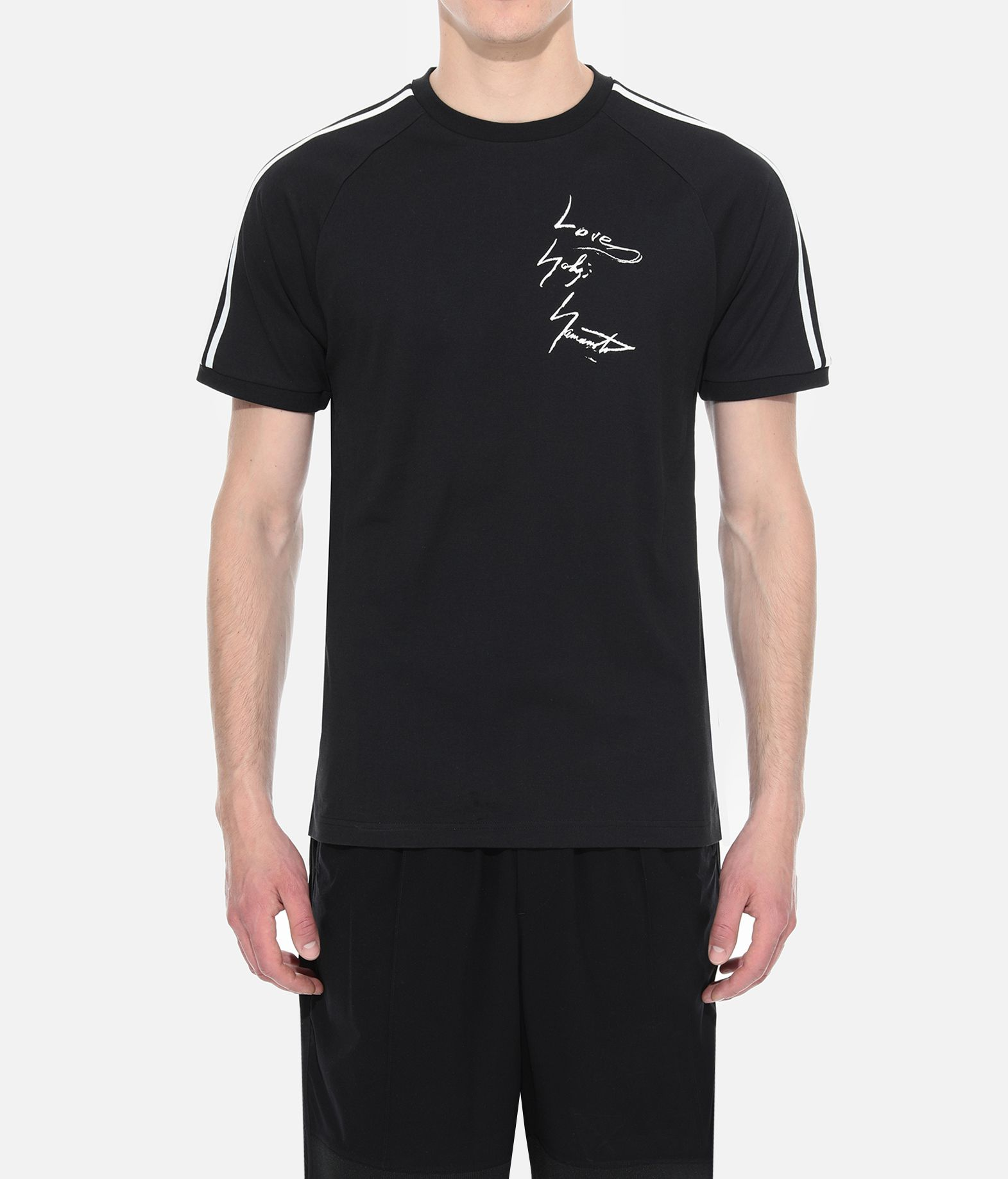 Y-3 Y-3 YOHJI TEE Short sleeve t-shirt Man r