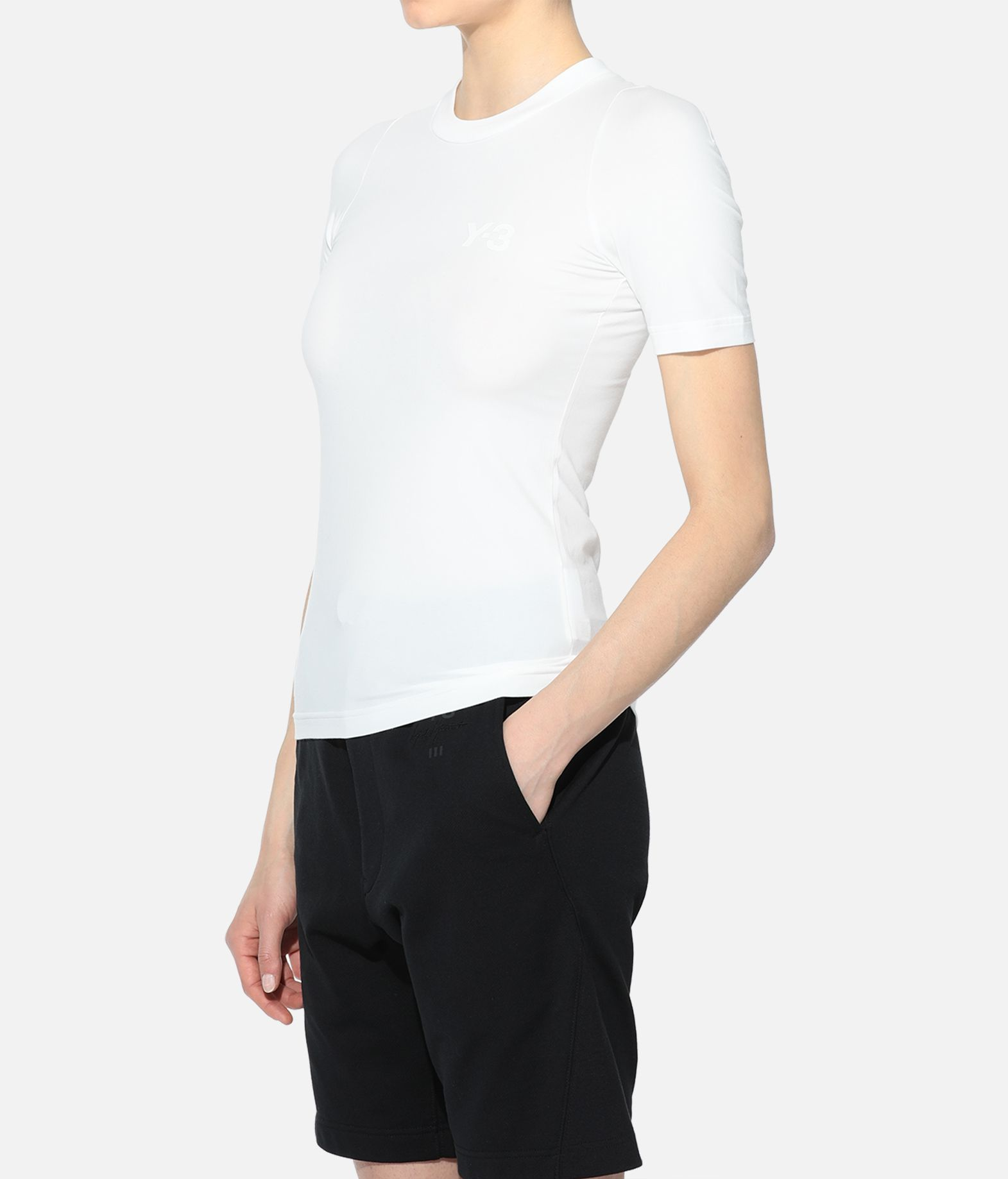 Y-3 Y-3 GRAPHIC TEE Long sleeve t-shirt Woman e