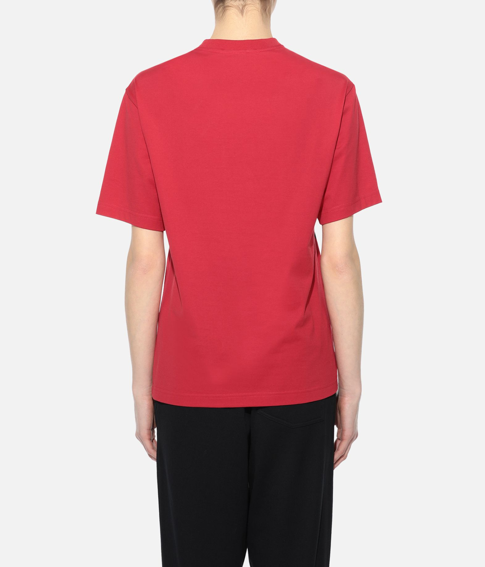 Y-3 Y-3 GRAPHIC TEE Short sleeve t-shirt Woman d