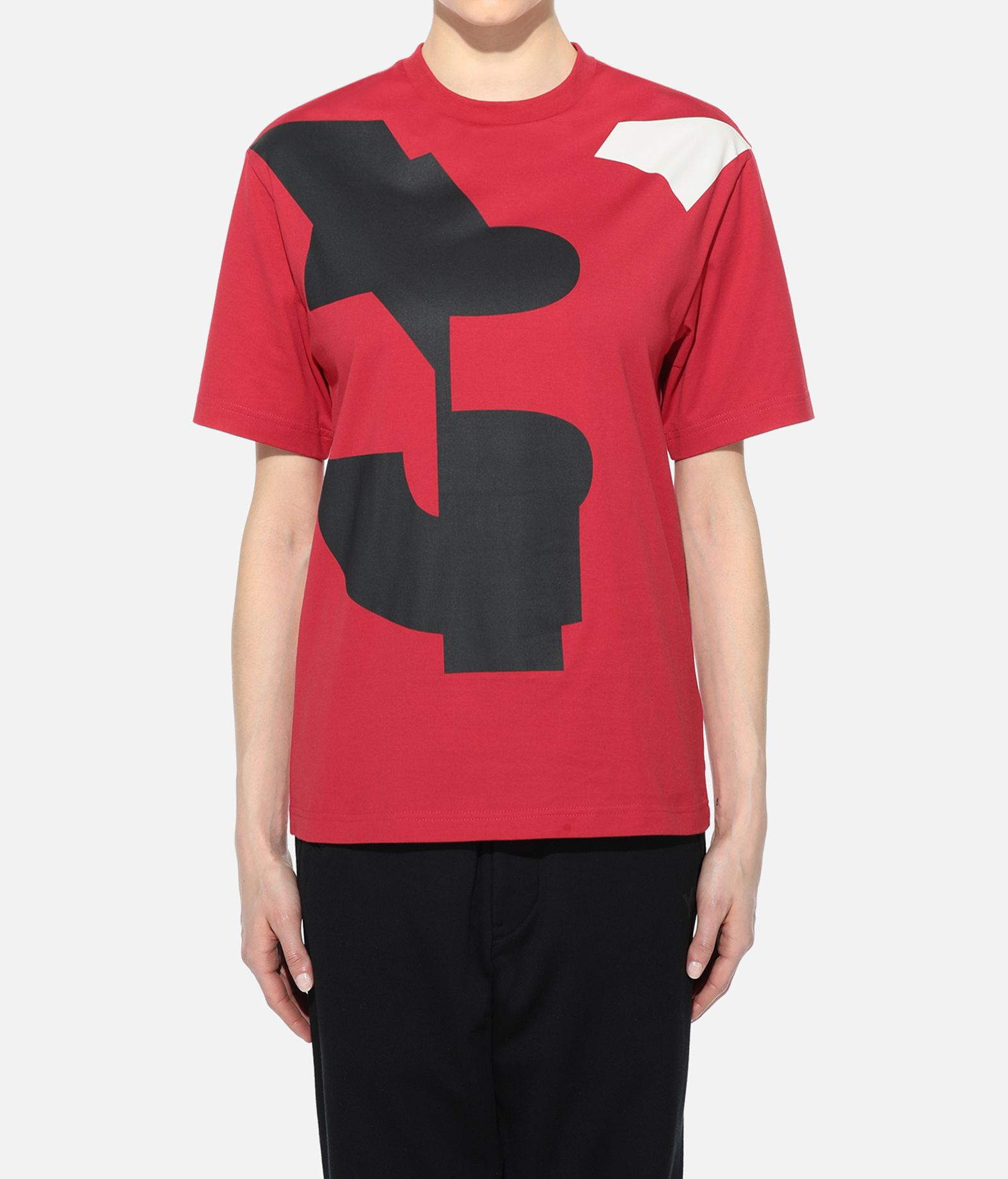 Y-3 Y-3 GRAPHIC TEE Short sleeve t-shirt Woman r