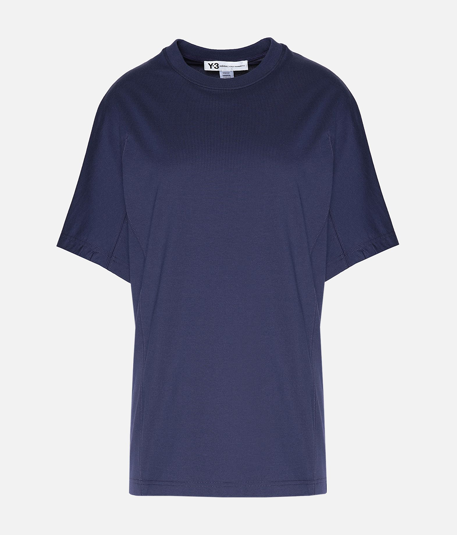 Y-3 Y-3 Classic Crewneck Tee Short sleeve t-shirt Woman f