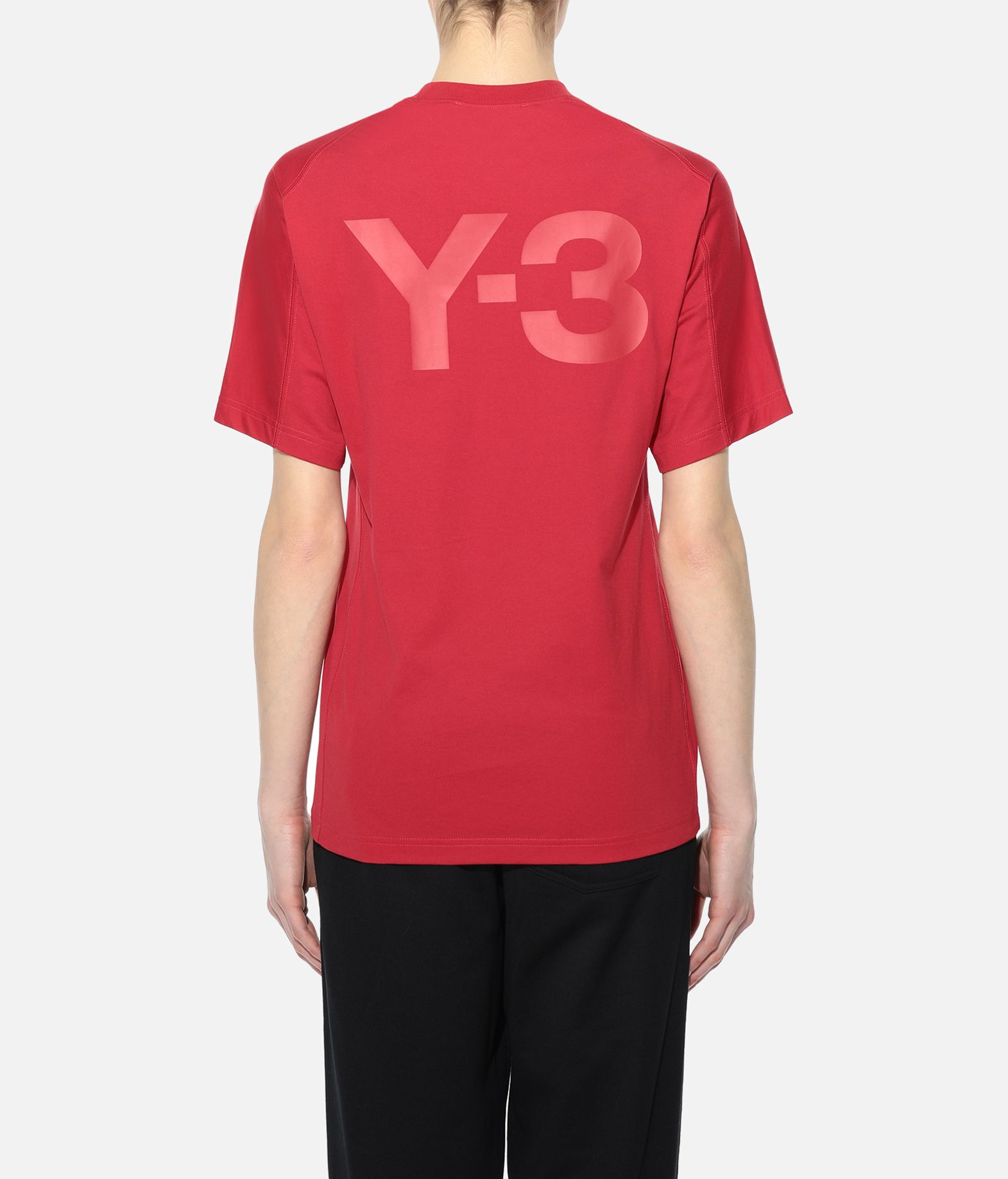 Y-3 Y-3 Classic Crewneck Tee Short sleeve t-shirt Woman d