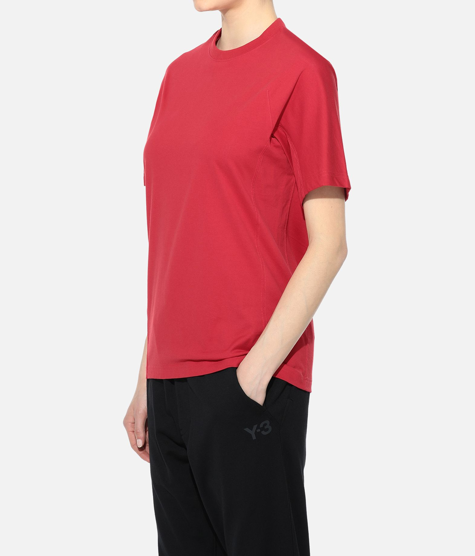 Y-3 Y-3 Classic Crewneck Tee Short sleeve t-shirt Woman e