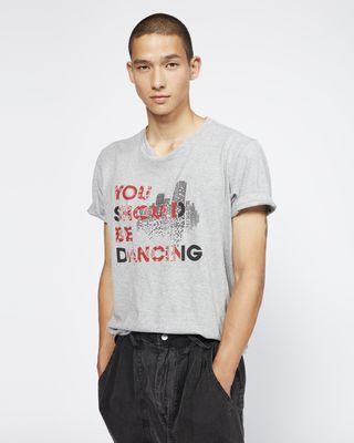 ISABEL MARANT T-SHIRT Man ZAO T-shirt r