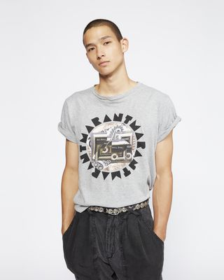 ISABEL MARANT T-SHIRT Uomo ZAO T-shirt r