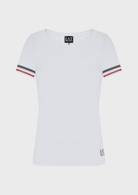 Sea World Cannes T-shirt in premium stretch fabric