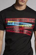 DSQUARED2 Dsquared2 Tape T-Shirt Short sleeve t-shirt Man