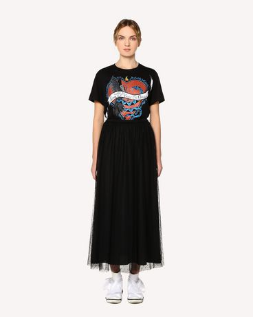 REDValentino RR0MG01JSWK 0NO T-Shirt Woman f