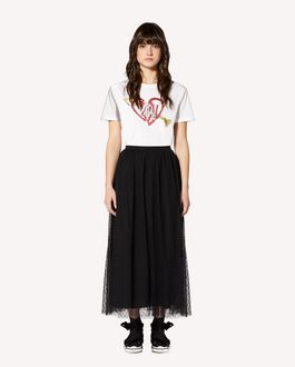 REDValentino Love and Rock Design 限量版 T 恤