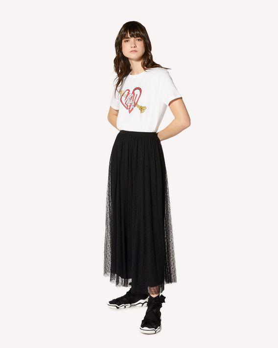 REDValentino Love and Rock Design Tシャツ リミテッドエディション