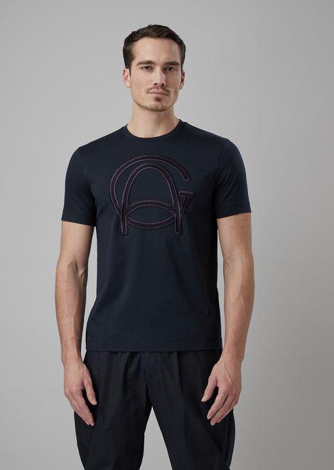 GIORGIO ARMANI T-Shirt Man f