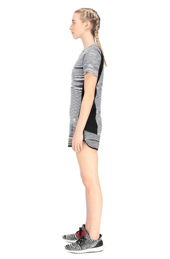 MISSONI ADIDAS X MISSONI T-SHIRT Woman, Rear view