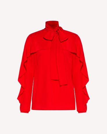 REDValentino SR3ABB2023H D05 Shirt Woman a