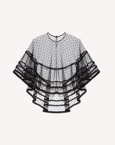 REDValentino SR3AEB351GK 0NO Shirt Woman a