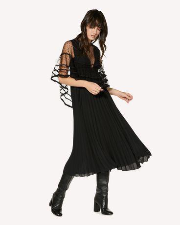 REDValentino SR3AEB351GK 0NO Shirt Woman d