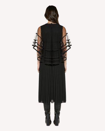 REDValentino SR3AEB351GK 0NO Shirt Woman r