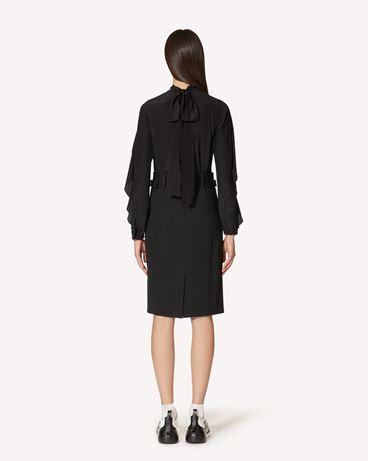REDValentino SR3ABB2023H 0NO Рубашка Для Женщин r