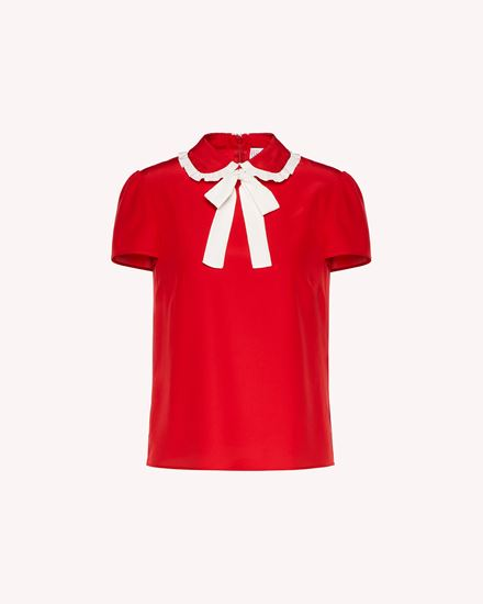 REDValentino Shirt Woman SR3AA0U748P FW4 a