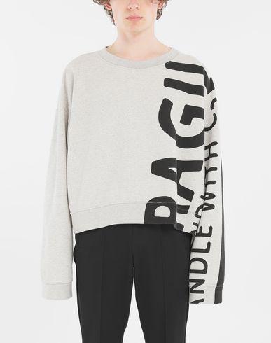 MAISON MARGIELA Sweatshirt Herren Sweatshirt 'Fragile' r
