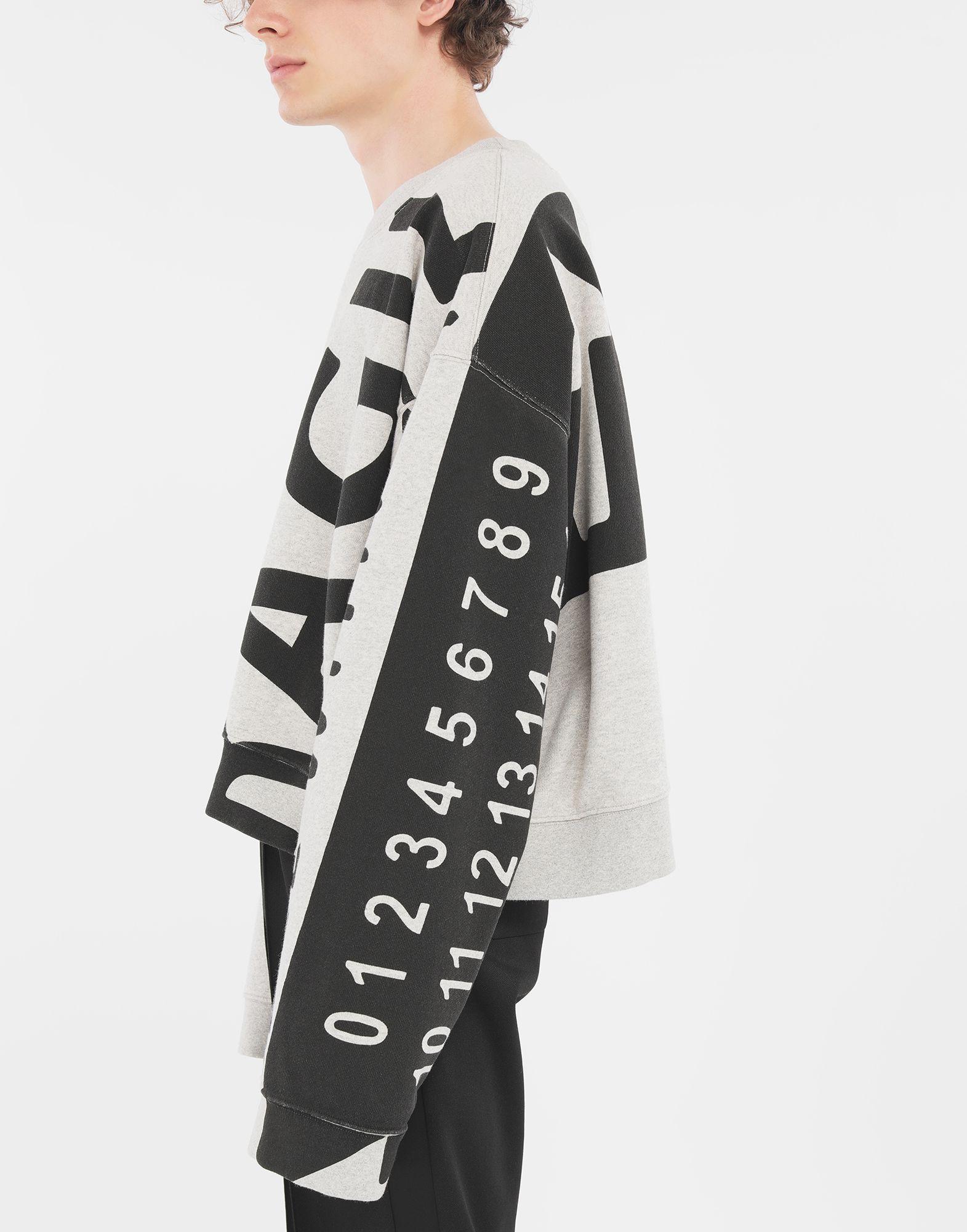 MAISON MARGIELA Sweatshirt 'Fragile' Sweatshirt Herr a