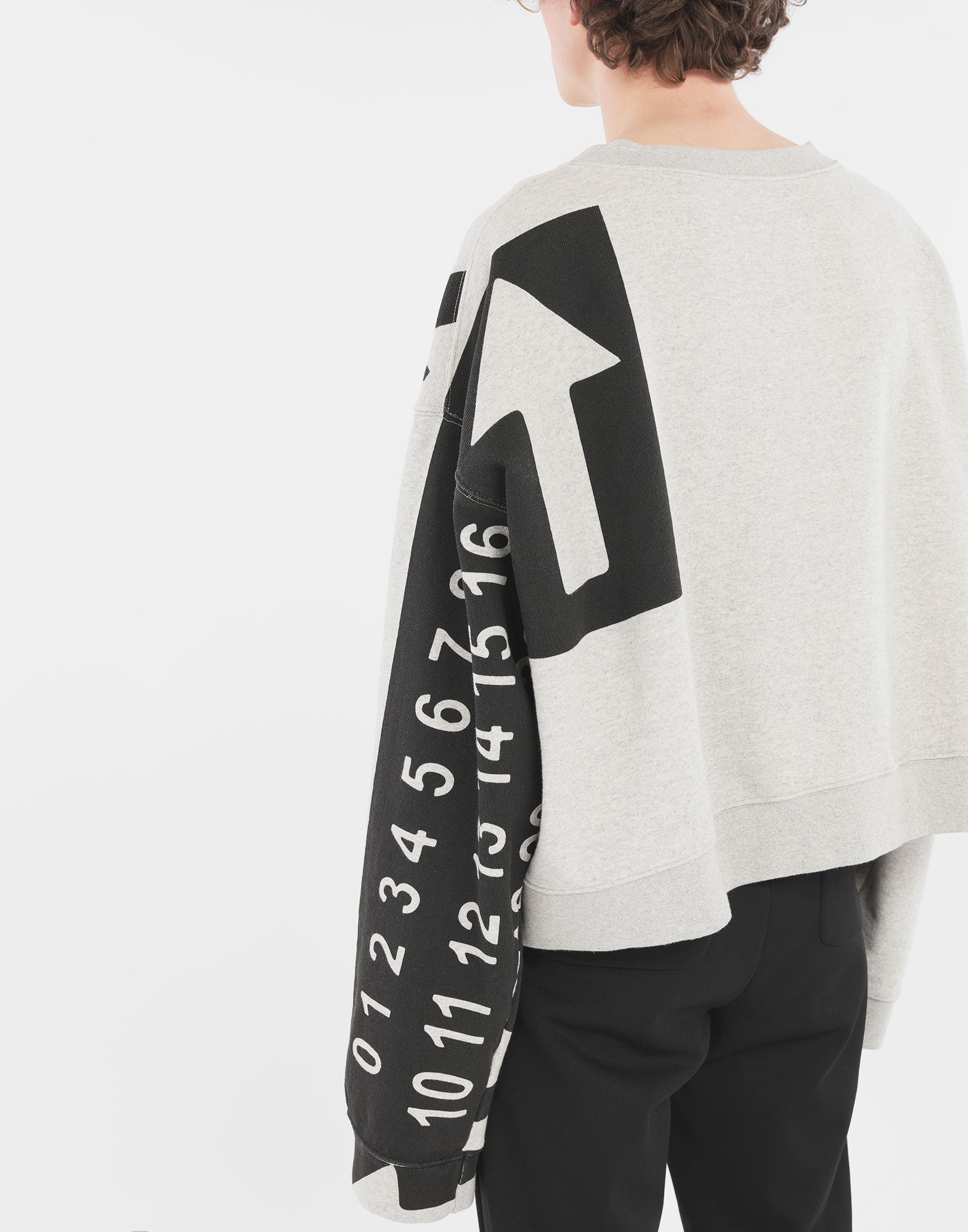 MAISON MARGIELA 'Fragile' sweatshirt Sweatshirt Man b