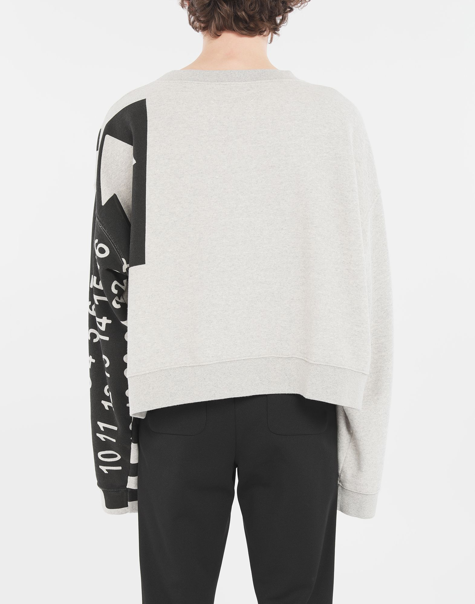 MAISON MARGIELA Sweatshirt 'Fragile' Sweatshirt Herr e