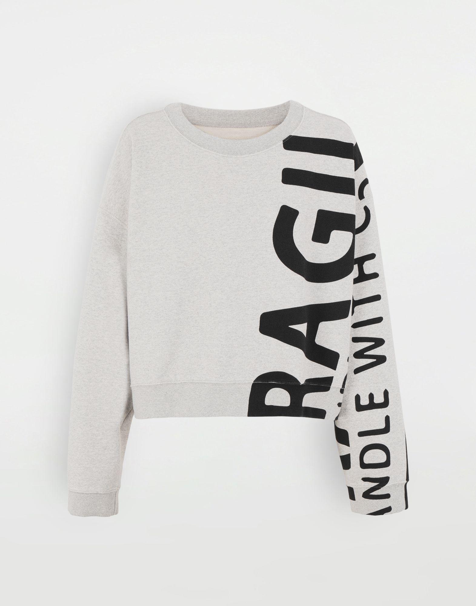 MAISON MARGIELA Sweatshirt 'Fragile' Sweatshirt Herr f
