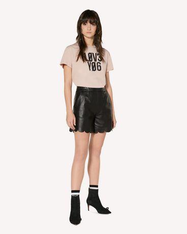 REDValentino SR3MG01S4DJ N17 T-Shirt Woman d