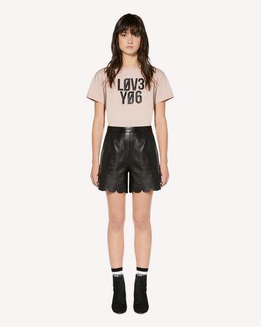 REDValentino SR3MG01S4DJ N17 T-Shirt Woman f